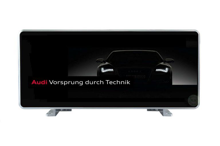 V&S Nawigacja Audi Q5 IPS 10,1 R - Line + PRO 2017 >