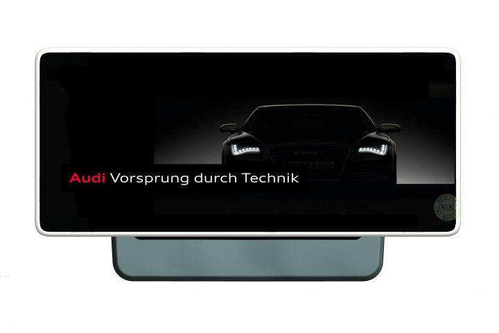 V&S Nawigacja Audi Q7 IPS 10,1 R - Line + PRO 2006 - 2009