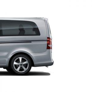 Inteligentny system otwierania i zamykania klapy bagażnika Mercedes V Klasa 2014 >