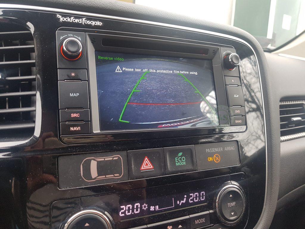 V&S Nawigacja Mitsubishi Outlander, ASX, Lancer, Pajero R – Line + PRO