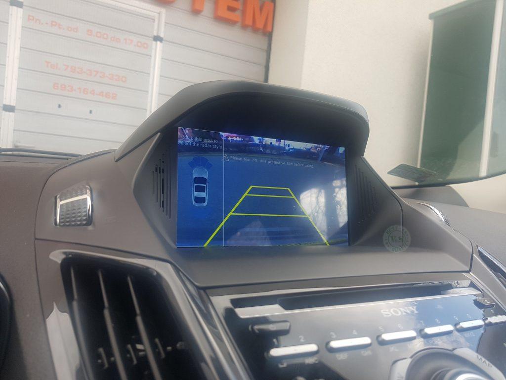 V&S Nawigacja Ford Kuga, Escape 2013 - 2017 R – Line + PRO