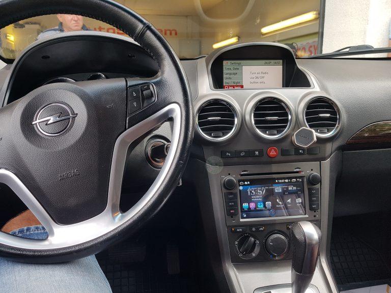 V&S Nawigacja Opel Astra 3, Vectra, Vivaro R – Line + PRO