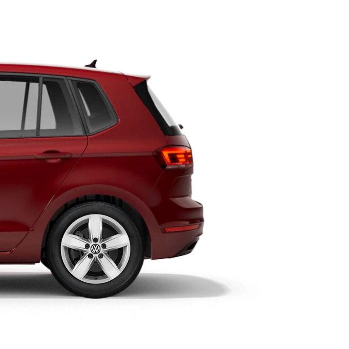 Inteligentny system otwierania i zamykania klapy bagażnika VW Golf Sportsvan 2014 >