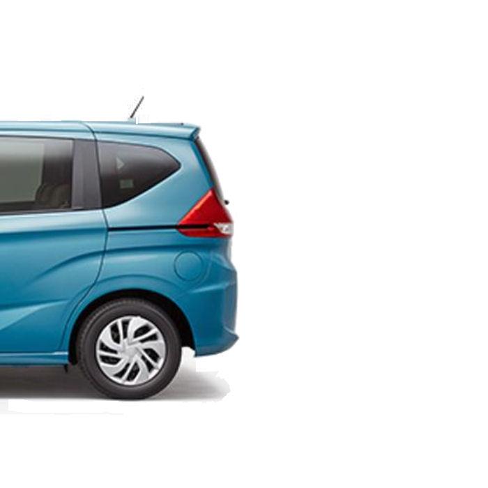 Inteligentny system otwierania i zamykania klapy bagażnika Honda Freed 2016 >