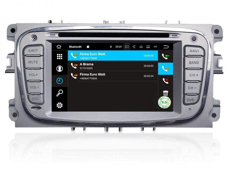 V&S Nawigacja Ford Mondeo, S-Max, Galaxy, Focus R-Line+