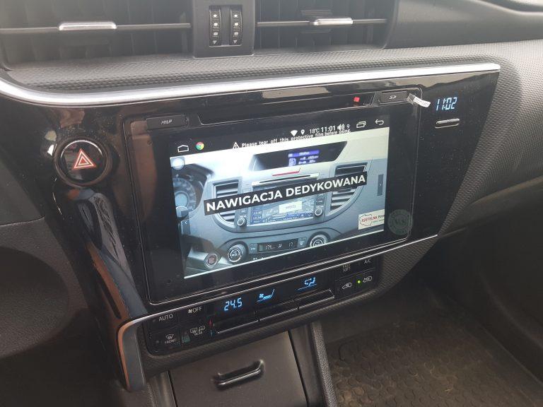 V&S Nawigacja Toyota Auris, Corolla, Sienna, Prius, Camry 2015 >