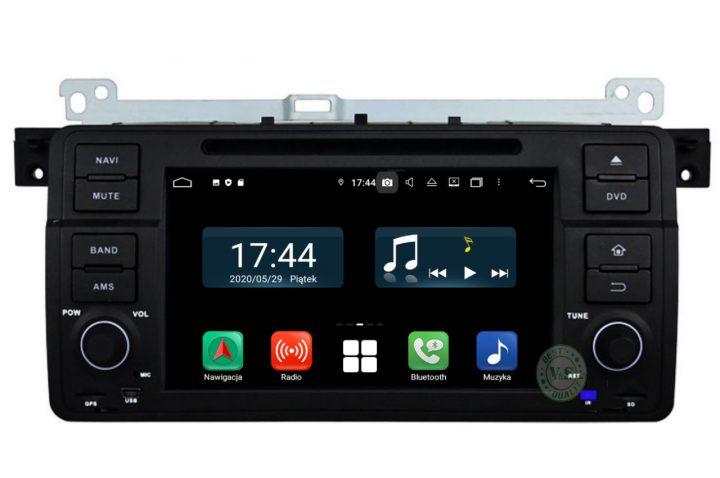 V&S Nawigacja BMW E46 R-Line+ PRO