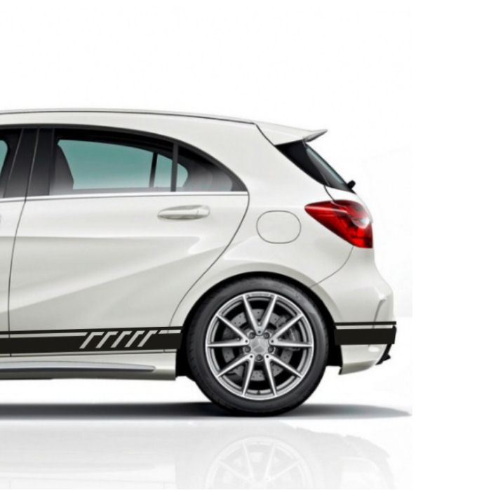 Inteligentny system otwierania i zamykania klapy bagażnika Mercedes A