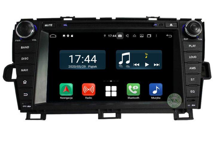 V&S Nawigacja Toyota PRIUS (LHD) R-Line+ PRO