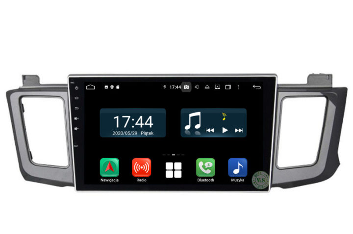 V&S Nawigacja Toyota RAV4 2013 R-Line+ PRO