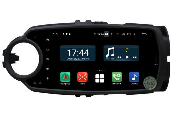 V&S Nawigacja Toyota YARIS R-Line+ PRO