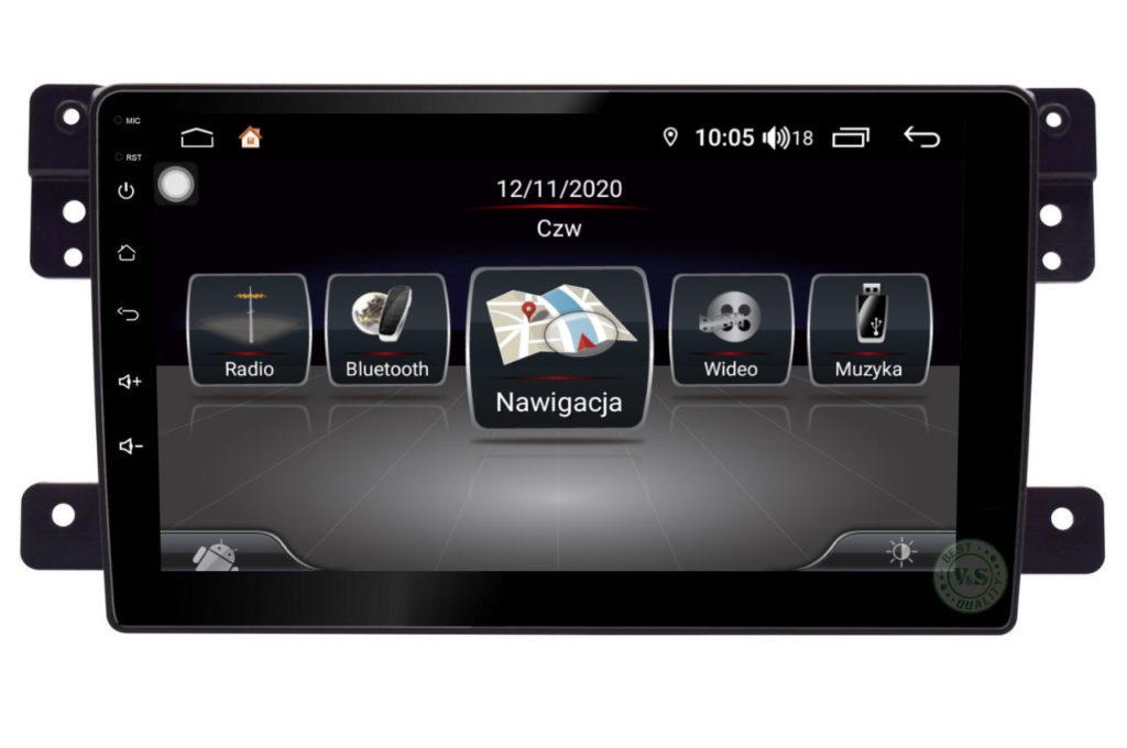 V&S Nawigacja Suzuki Grand Vitara 2009-2011  Business R- Line