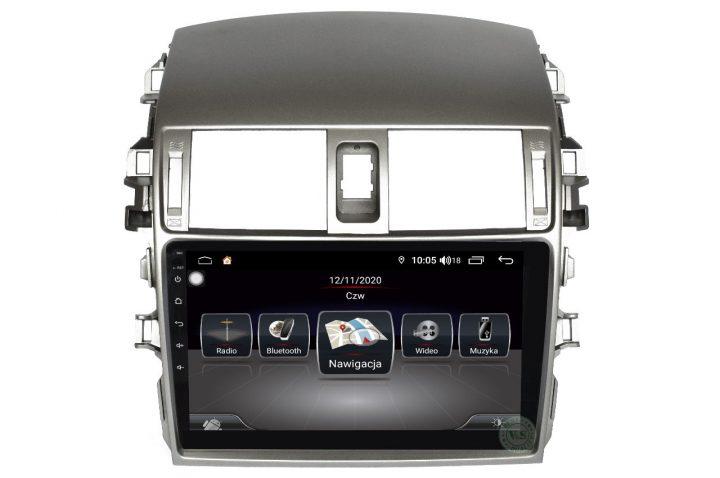 V&S Nawigacja Toyota Corolla 2009<  Business R- Line