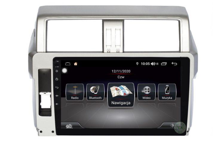 V&S Nawigacja Toyota PRADO 2014 Business R- Line