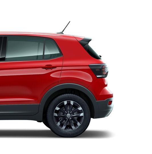 Inteligentny system otwierania i zamykania klapy bagażnika VW T Cross