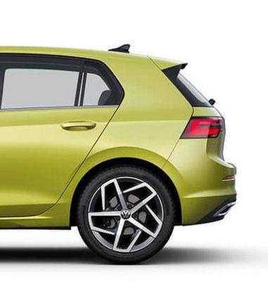 Inteligentny system otwierania i zamykania klapy bagażnika VW Golf 8 2020 >