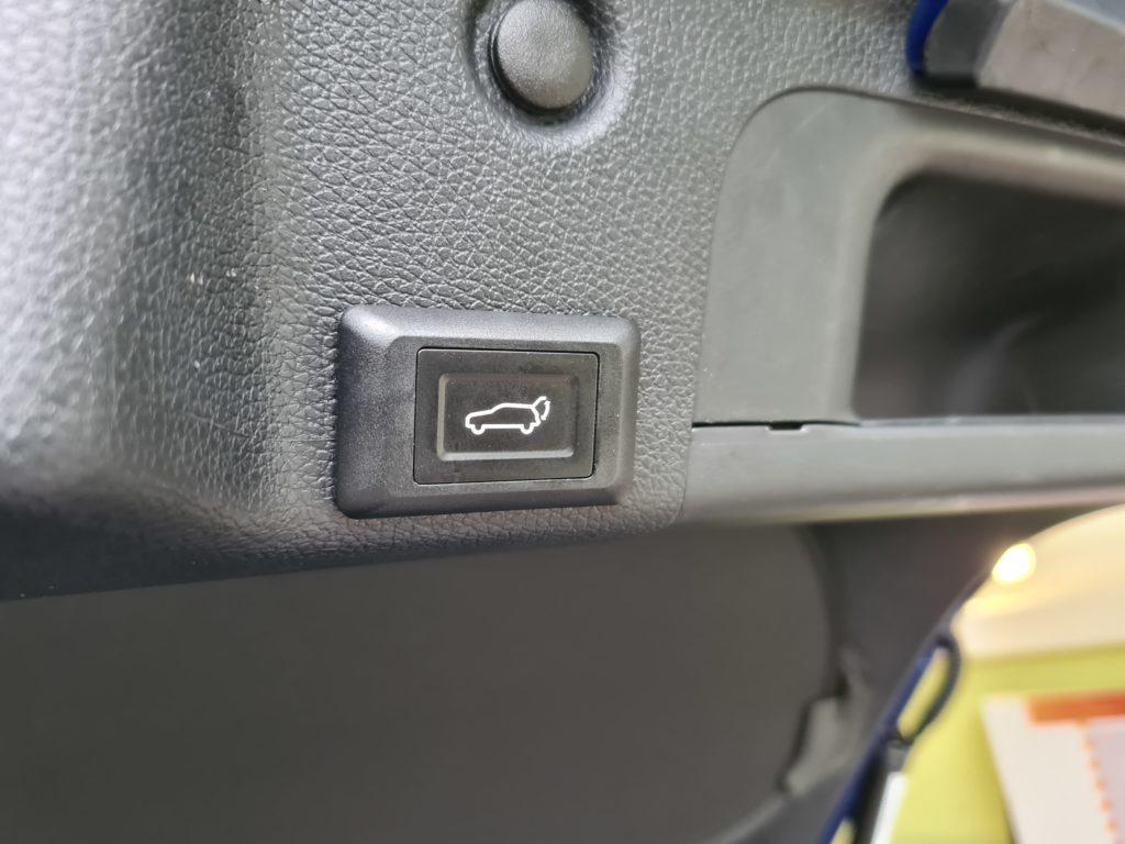 Inteligentny system otwierania i zamykania klapy bagażnika Honda Civic 2017 >